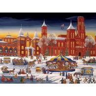 Christmas At The Smithsonian 1000 Piece Jigsaw Puzzle