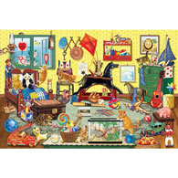 Bobby's Room 2000 Piece Jigsaw Puzzle