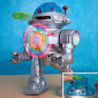 Star Defender Robot Toy