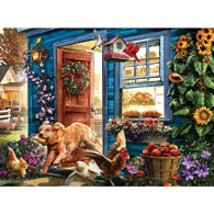The Great Escape 1000 Piece Jigsaw Puzzle
