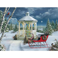 Season Of Peace 1000 Piece Jigsaw Puzzle