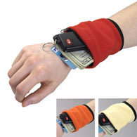 Set of 3: Wrist Wallets
