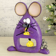 Hungry Mouse Clock