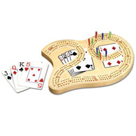 "29"" Cribbage Board"