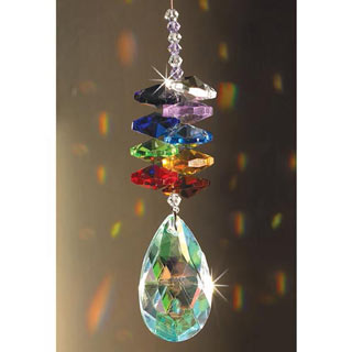 Crystal Rainbow Maker Suncatcher