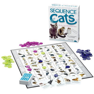 Cat Sequence Game