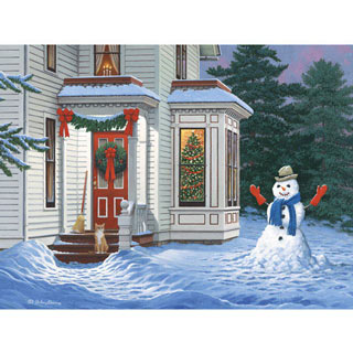 Warm Welcome 300 Large Piece Jigsaw Puzzle