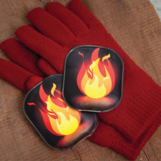 Fast-Acting Reusable Hand Warmers