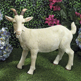 Billy Goat Statue