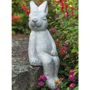 Sitting Rory Rabbit Statue