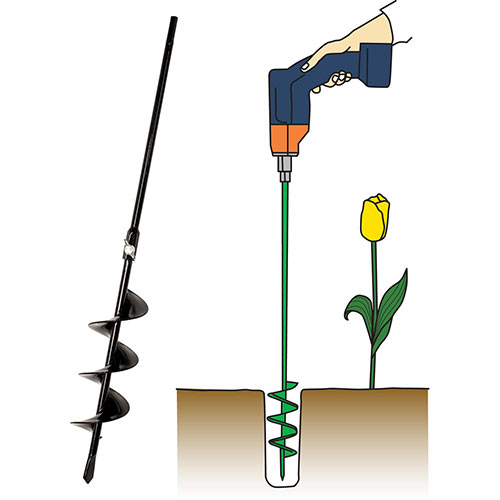 Improved Bulb Auger