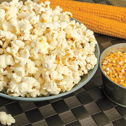 Pops the Lid Off Hybrid Popcorn