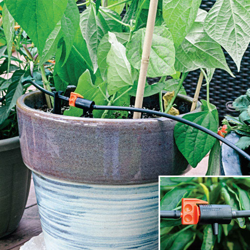 Drip Irrigation Kit for Containers