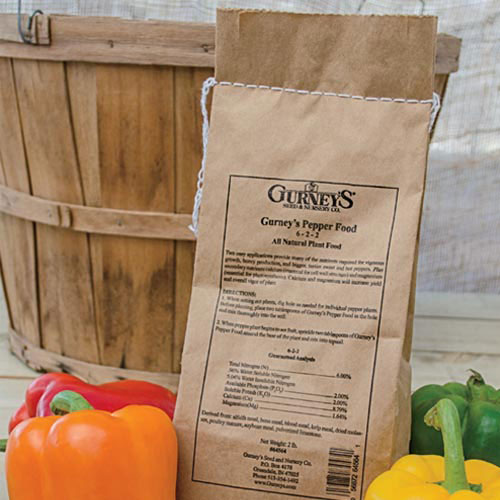 Gurney's® Pepper Food