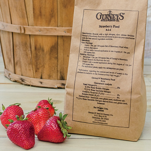 Gurney's® Strawberry Food