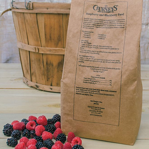 Gurney's® Raspberry & Blackberry Food
