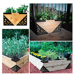GardenFrame™ Raised Garden Bed Kit