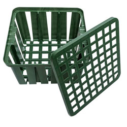 Bulb Basket Kit - 1 Kit: Basket & Lid