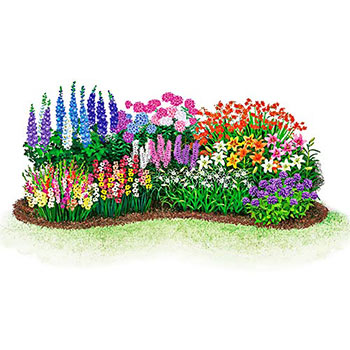 Carefree Cutting Garden