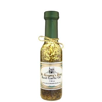 Basil Garlic Oil