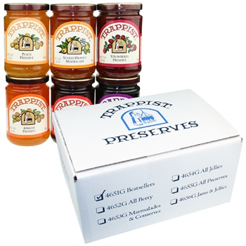 Trappist Preserves 6-Jar Gifts