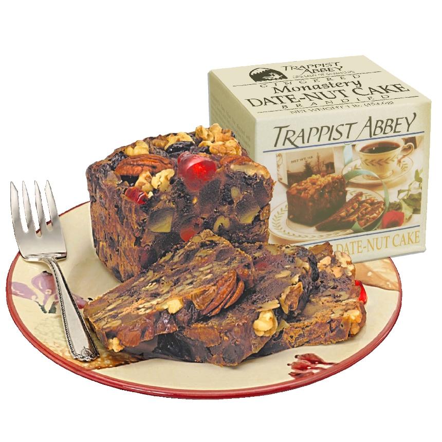 Ginger Date Nut Cake (1 lb.)
