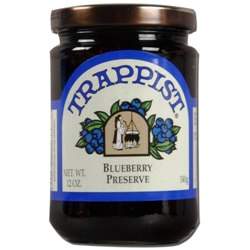 Trappist Preserves - Blueberry Preserve (By the Case)