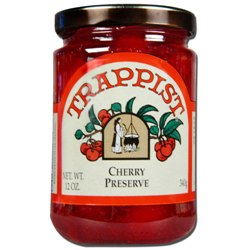 Trappist Preserves - Cherry Preserve (By the Case)