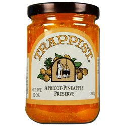 Trappist Preserves - Apricot-Pineapple Preserve (By the Case)