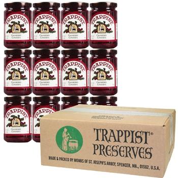 Trappist Preserves - Cranberry Conserve (12-Jar Case)
