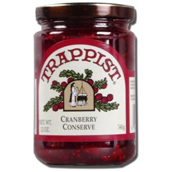 Trappist Preserves - Cranberry Conserve (By the Case)
