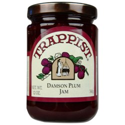 Trappist Preserves - Damson Plum Jam (By the Case)