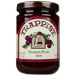 Trappist Preserves - Damson Plum Jam (By the Case)