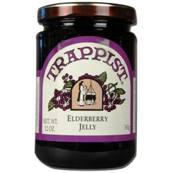 Trappist Preserves - Elderberry Jelly (By the Case)