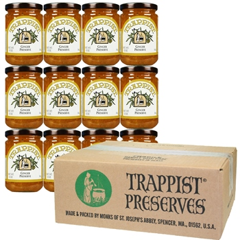 Trappist Preserves - Ginger Preserve (12-Jar Case)