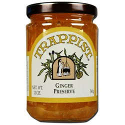 Trappist Preserves - Ginger Preserve (By the Case)