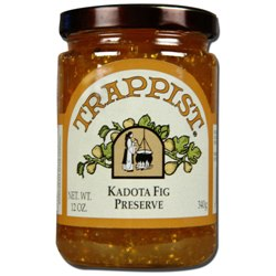 Trappist Preserves - Kadota Fig Preserve (By the Case)