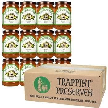 Trappist Preserves - Quince Jelly (12-Jar Case)