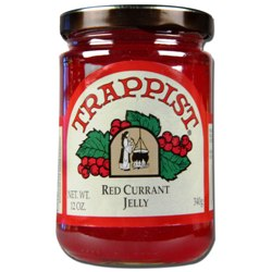 Trappist Preserves - Red Currant Jelly (By the Case)