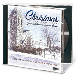 Christmas in the Cloister (CD)