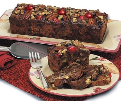 Brandy Fruitcake (3-lbs.)