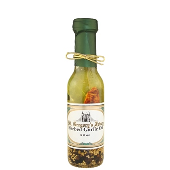 Herbed Garlic Oil