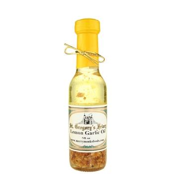 Lemon Garlic Oil