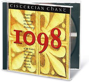 Cistercian Chant 1098 (CD)