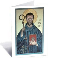 Saints Note Cards