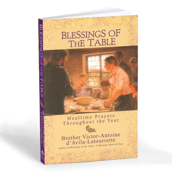Blessings of the Table (paperback)