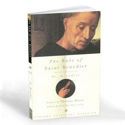 The Rule of St. Benedict (paperback)