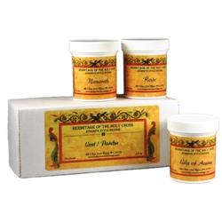 Cassia incense myrrh incense frankincense incense iveron lent easter incense sampler negle Image collections