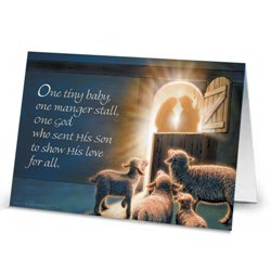 In The Manger (box of 25)