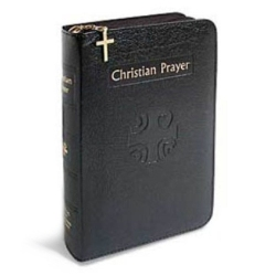 Christian Prayer (black with zipper)